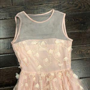 Chicwish Dresses - Chicwish Florescent Dreams Sleeveless Mesh Dress